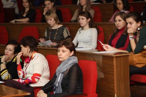 Всероссийские чтения памяти С.П. Лопушанской