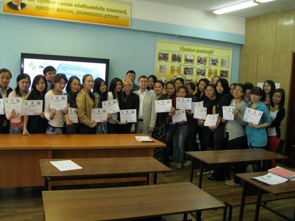 КазНУ: школа-семинар и научная конференция